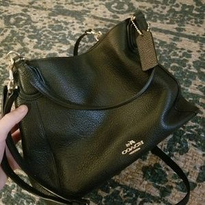 Coach Mid-size Bag in Black